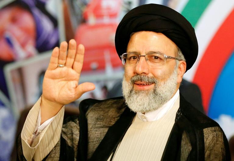 Iranian cleric Ebrahim Raisi announced his candidacy for next month's presidential vote on Friday