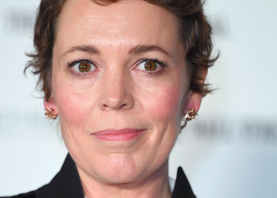 LONDON, ENGLAND - MARCH 05: Olivia Colman attends the 'Up Next Gala' at The National Theatre on March 05, 2019 in London, England. (Photo by Karwai Tang/WireImage)