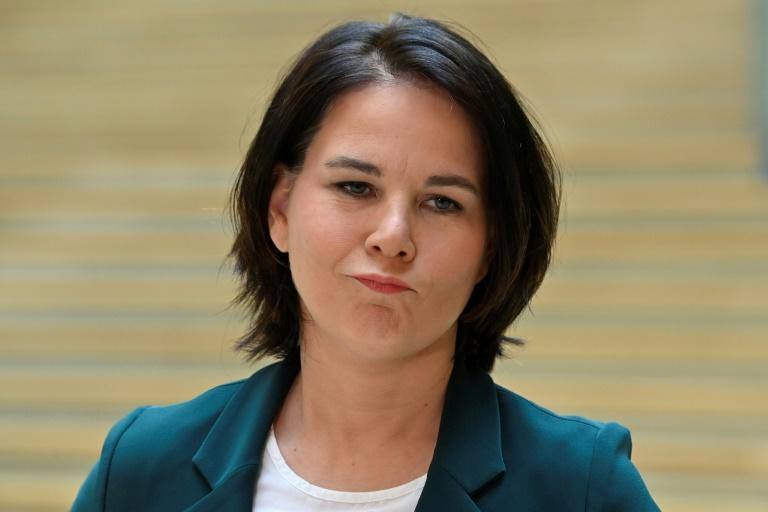 Party co-leader Annalena Baerbock failed to declare around 25,000 euros in supplementary income to parliament