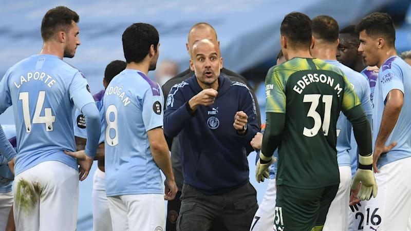 No rest for Man City ahead of Real Madrid showdown - Guardiola