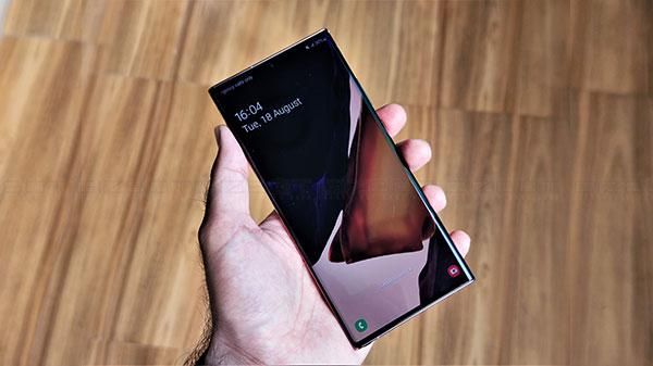 Samsung Galaxy Note 20 Ultra 5g Review