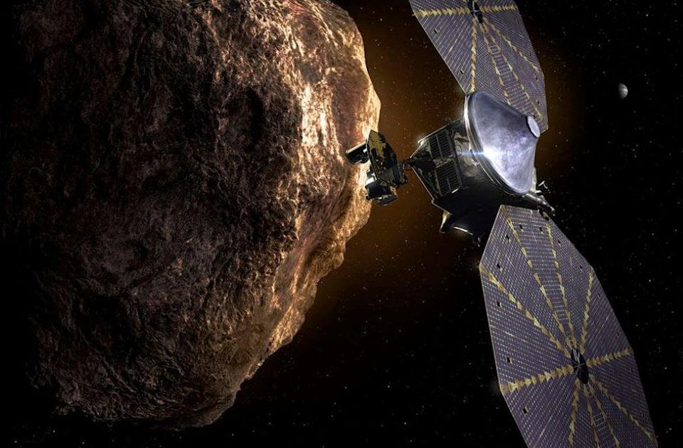 Nasa's Lucy asteroid mission ready for launch (Southwest Research Institute/PA)