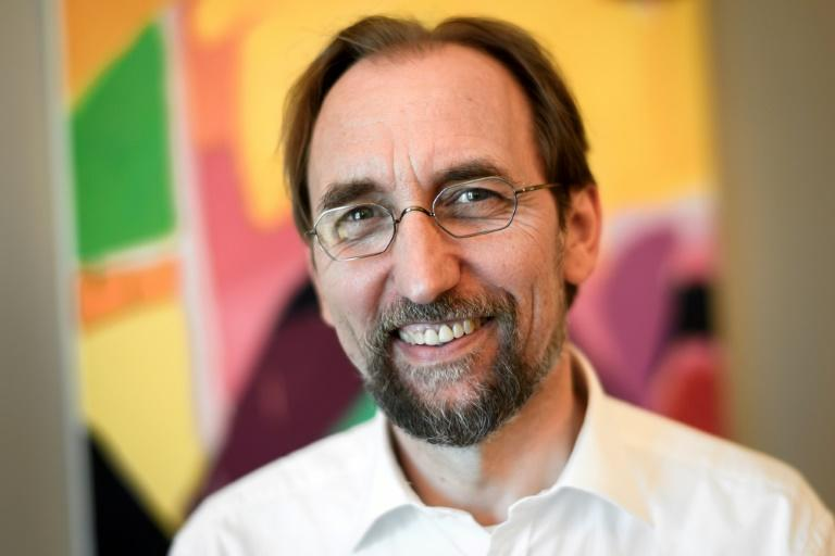 Former UN High Commissioner for Human Rights Zeid Ra'ad Al Hussein has urged Michelle Bachelet not to waver from publicly condemning serious abuses
