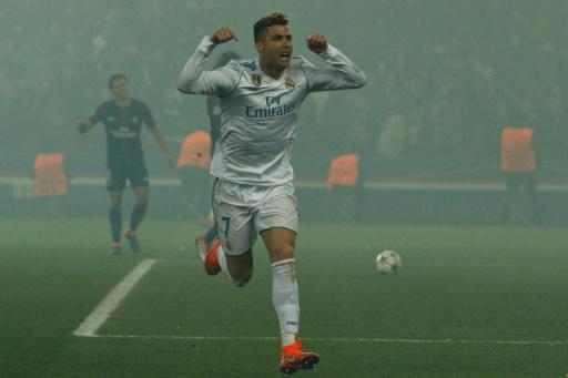 Ronaldo has scored in three Champions League finals - and netted the winning penalty in a shoot-out in the other