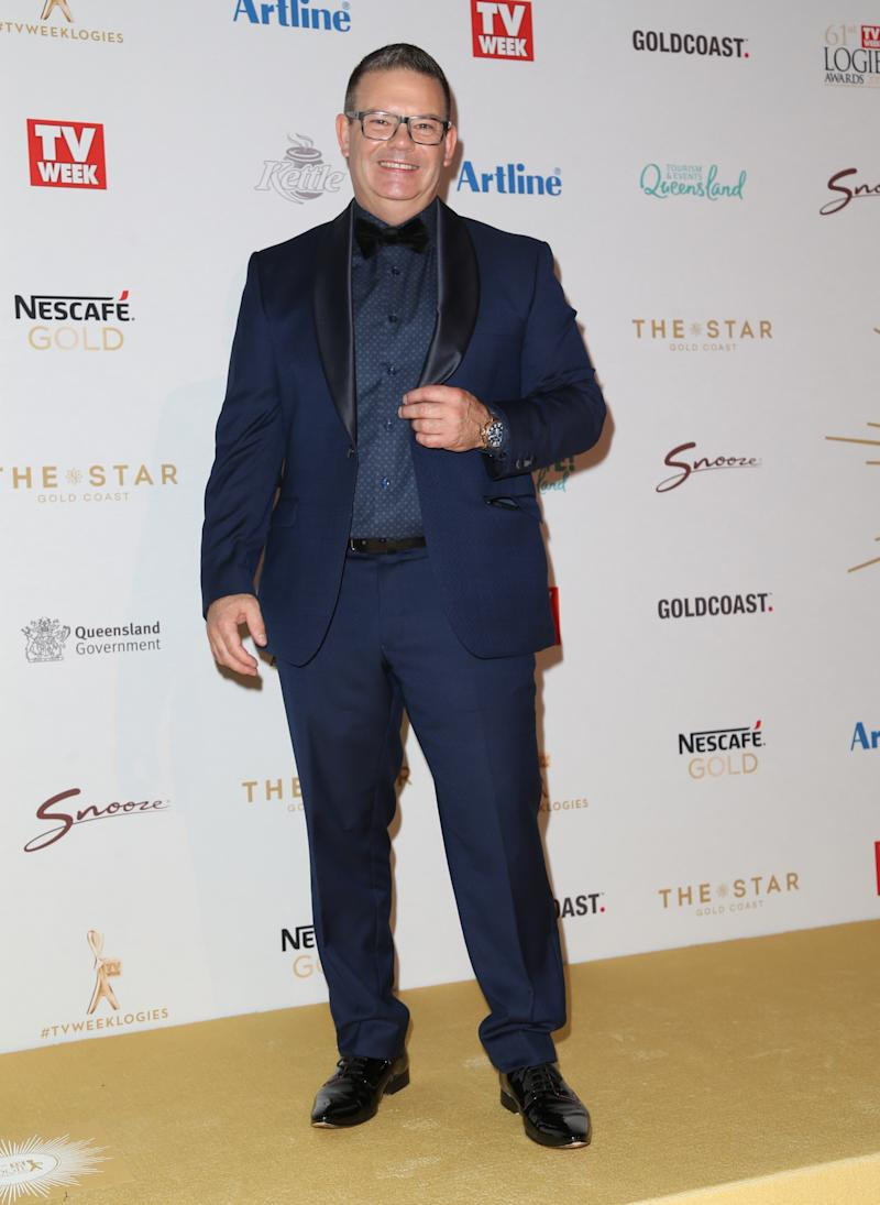 Gary Mehigan arrives at the 61st Annual TV WEEK Logie Awards at The Star Gold Coast on June 30, 2019 on the Gold Coast, Australia. (Photo by Faith Moran/Wireimage)