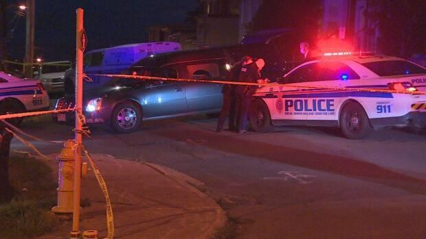 A man is dead after a possible stabbing in St. John's.  (Ted Dillon/CBC - image credit)