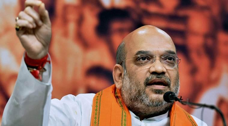 Amit Shah, Amit Shah Srinagar, Amit Shah to visit Srinbagar, Jammu and kashmir, Amit Shah J&K, J&K security, J&Kgovernor, Satya Pal Malik, India news, Indian express