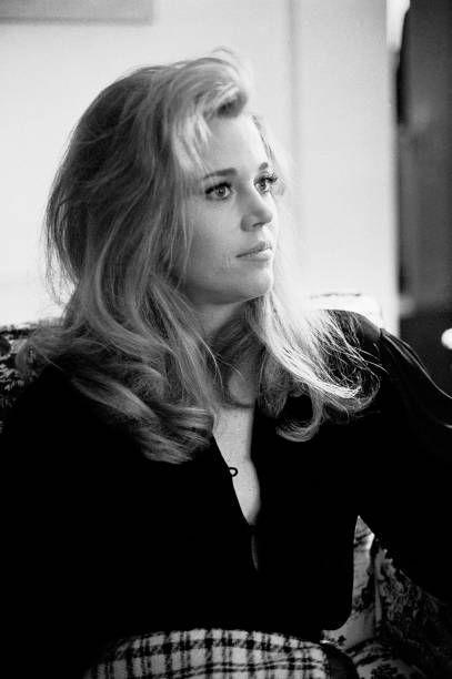 <p>Daughter of Henry Fonda, one of the top actors of the 20th century, Fonda starred with her dad in 1954 in <em>The Country Girl</em>. She climbed to fame by the late '60s as screen siren in the sci-fi film, <em>Barbarella </em>(1968). She went on to earn her first Academy Award nomination for <em>They Shoot Horses, Don't They?</em> (1969) and won an Oscar for <em>Klute </em>(1971). She starred in many '70s and '80s movies including <em>On Golden Pond</em> (1982), alongside her father.</p>