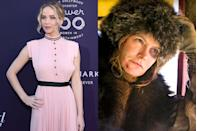"""<p>Director Quentin Tarantino <a href=""""http://variety.com/2015/film/news/jennifer-lawrence-hateful-eight-1201667636/"""" rel=""""nofollow noopener"""" target=""""_blank"""" data-ylk=""""slk:told Entertainment Weekly"""" class=""""link rapid-noclick-resp"""">told <em>Entertainment Weekly</em></a> he met with Lawrence to discuss starring in his movie, <em>The Hateful Eight</em>, but it was to no avail. """"She was just doing me a courtesy to see me, I think,"""" he said. """"She was doing <em>Joy</em>. She had to do all this publicity on the<em> Hunger Games </em>movies. There was just no f—ing way in the world that she was available."""" Jennifer Jason Leigh, 28 years her senior, took the part instead and landed her first Oscar nod.</p>"""