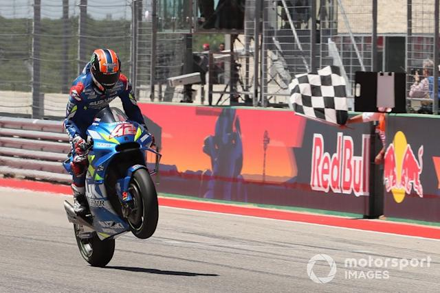 """Alex Rins (1) <span class=""""copyright"""">Gold and Goose / Motorsport Images</span>"""