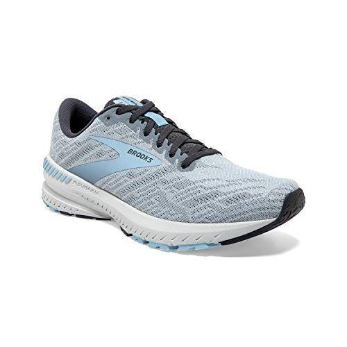 """<p><strong>Brooks</strong></p><p>amazon.com</p><p><strong>$84.95</strong></p><p><a href=""""https://www.amazon.com/dp/B082DMRRF7?tag=syn-yahoo-20&ascsubtag=%5Bartid%7C2141.g.36201802%5Bsrc%7Cyahoo-us"""" rel=""""nofollow noopener"""" target=""""_blank"""" data-ylk=""""slk:Shop Now"""" class=""""link rapid-noclick-resp"""">Shop Now</a></p><p>Have a need for speed? You'll find a lot to love about Brooks' Ravenna style. As a happy medium between a running and training shoe, this pair boasts a lightweight construction and sturdy fit that's perfect for HIIT workouts or boot camp classes.</p>"""