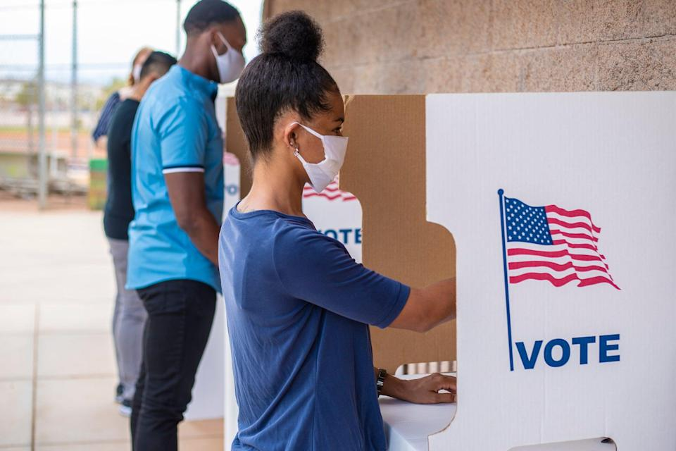 <p>Arizona lawmaker uses racist language and demands Black colleague be 'sat down' in clash over voting rights bill</p> (Getty/iStock)