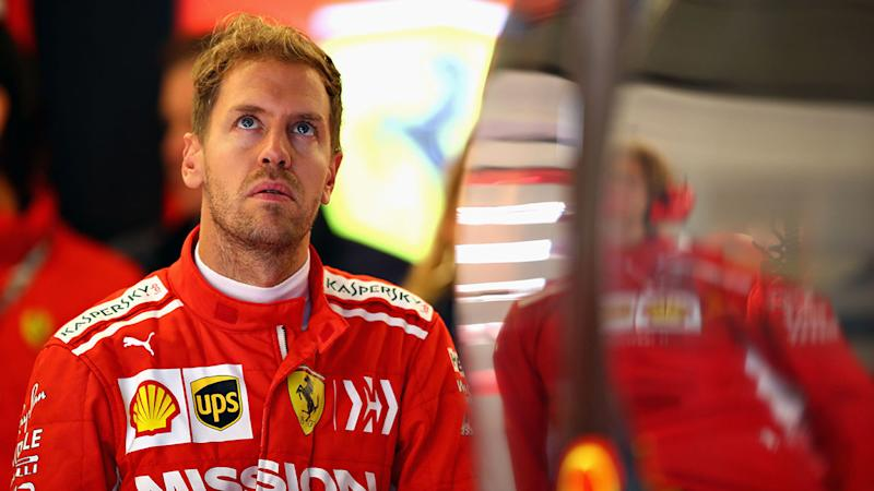 Sebastian Vettel United States Grand Prix penalty is 'harsh' - Pierre Gasly