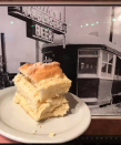 "<p><a href=""https://ruthsdiner.com/"" rel=""nofollow noopener"" target=""_blank"" data-ylk=""slk:Ruth's Diner"" class=""link rapid-noclick-resp"">Ruth's Diner</a> has been serving up dishes for 90 years and the only thing bigger than the meals is the flavor packed into each one. Just going into the diner is an experience in and of itself — the restaurant operates out of an old Salt Lake trolley car — but to make sure you get the full Ruth's experience, you need to try one of the famous mile-high biscuits.</p><p><em><a href=""https://www.instagram.com/ruthsdiner/"" rel=""nofollow noopener"" target=""_blank"" data-ylk=""slk:Check out Ruth's Diner on Instagram."" class=""link rapid-noclick-resp"">Check out Ruth's Diner on Instagram.</a></em></p>"