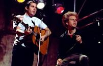 """Despite the acclaim, the making of the 'Bridge over Troubled Water' was troubled for Simon & Garfunkel and the pair would go their separate ways in 1970. The pair have had a volatile relationship throughout their career, despite reuniting on several occasions, and Paul admitted in a 2016 interview that the duo wouldn't tour again as they """"don't get along"""". The strained relationship could be explained by the seven-inch height difference between the 5 foot 9 and 5 foot 2 Paul."""