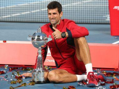 Shanghai Masters 2019: Novak Djokovic says pressure of living up to sky-high expectations part of 'what we do'