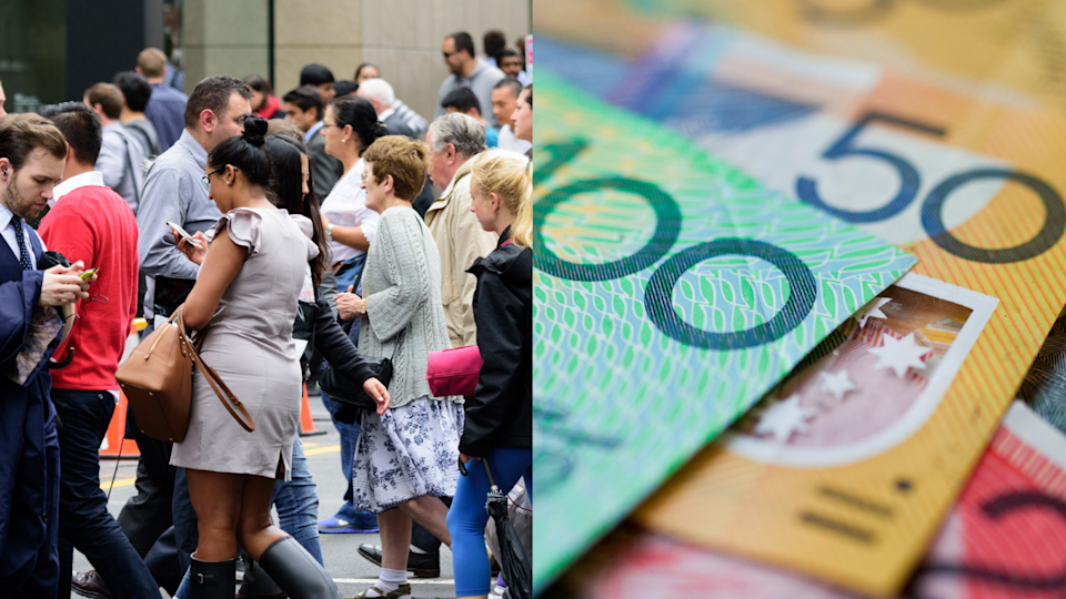 Inflation data is expected to show a jump in prices as the COVID-19 outbreak worsens in NSW. Source: Getty/Yahoo Finance