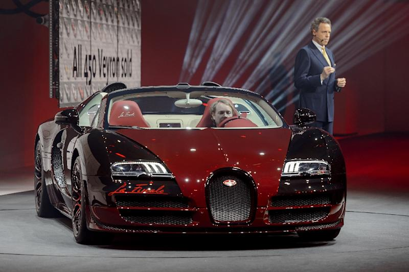 as bugatti 'supercar' legend bows out, others wait in line