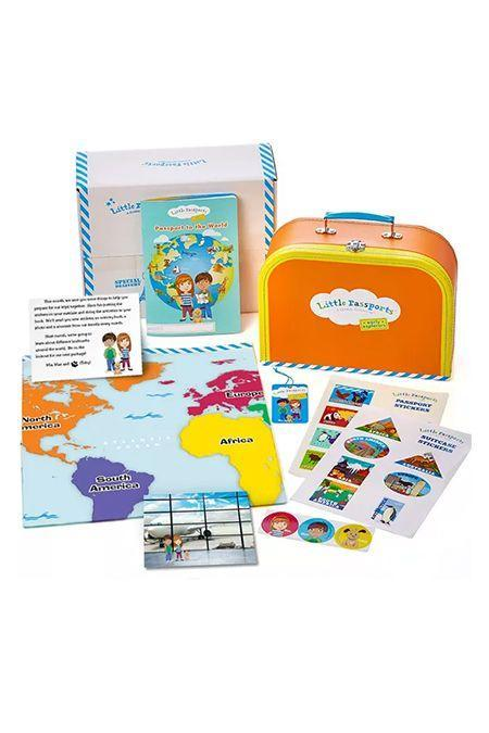 """<p>Spark their <strong>curiosity for culture </strong>with this global subscription box. Early explorers will learn about world themes like music and geographic features, while the big kids' box teaches her about a new country each month. </p><p><em>$13+ per month<br>Ages: 3–9+</em></p><p><a class=""""link rapid-noclick-resp"""" href=""""https://go.redirectingat.com?id=74968X1596630&url=https%3A%2F%2Fwww.littlepassports.com%2Fshop&sref=https%3A%2F%2Fwww.goodhousekeeping.com%2Flife%2Fg5093%2Fsubscription-boxes-for-kids%2F"""" rel=""""nofollow noopener"""" target=""""_blank"""" data-ylk=""""slk:BUY NOW"""">BUY NOW</a><br></p>"""