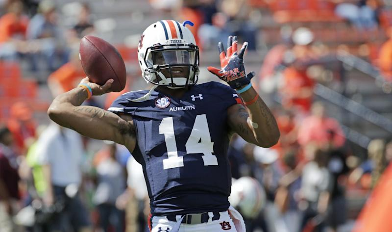 Malzahn: Marshall back for Auburn-Texas A&M game