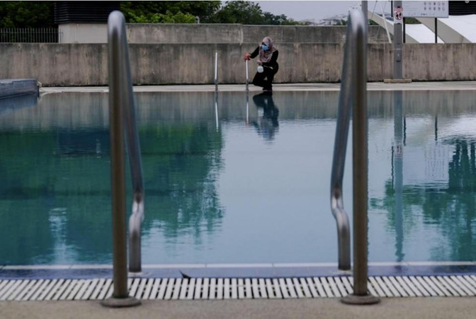 In a survey conducted by the group in question on 103 swim school operators, pool operators, freelance coaches and diving centres, the respondents claimed that collectively they lost 90 per cent of their revenue in the last 12 months. — Bernama pic