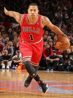 7a90803844e7 Derrick Rose reportedly injured ankle Sunday
