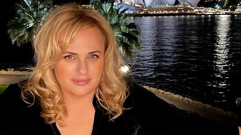 Rebel Wilson in Sydney