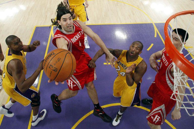 Houston Rockets frente a Los Angeles Lakers Mayo 2009
