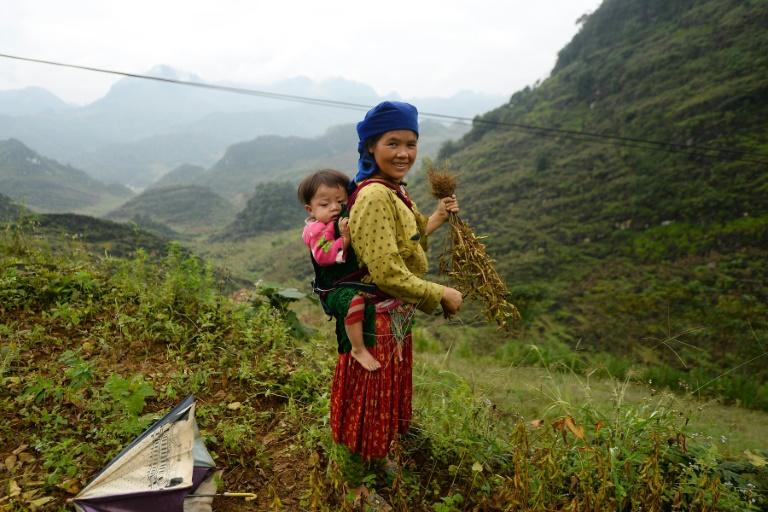 Authorities in Vietnam are touting tourism as the best way to lift the Hmong ethnic group out of gruelling poverty