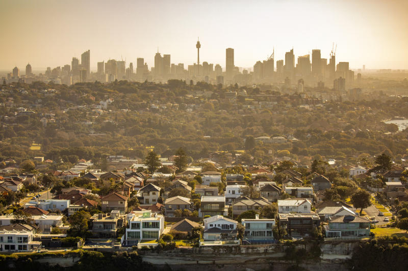 Median house prices in these suburbs dropped over $200,000. Source: Getty