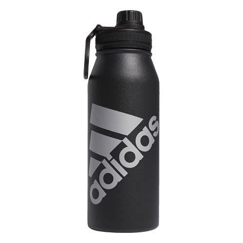 """<p><strong>adidas</strong></p><p>amazon.com</p><p><strong>$22.50</strong></p><p><a href=""""https://www.amazon.com/dp/B07L2Z676S?tag=syn-yahoo-20&ascsubtag=%5Bartid%7C10054.g.36791822%5Bsrc%7Cyahoo-us"""" rel=""""nofollow noopener"""" target=""""_blank"""" data-ylk=""""slk:BUY IT HERE"""" class=""""link rapid-noclick-resp"""">BUY IT HERE</a></p><p>Adidas' well-appointed, double-walled water bottle will act as a reminder to stay hydrated. And, it's on sale for nearly half off? Consider us sold.</p>"""
