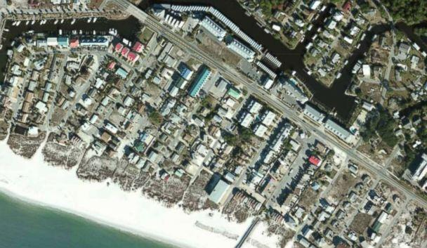 PHOTO: Mexico Beach, Fla., seen before Hurricane Michael, in this image released by NOAA. (NOAA)