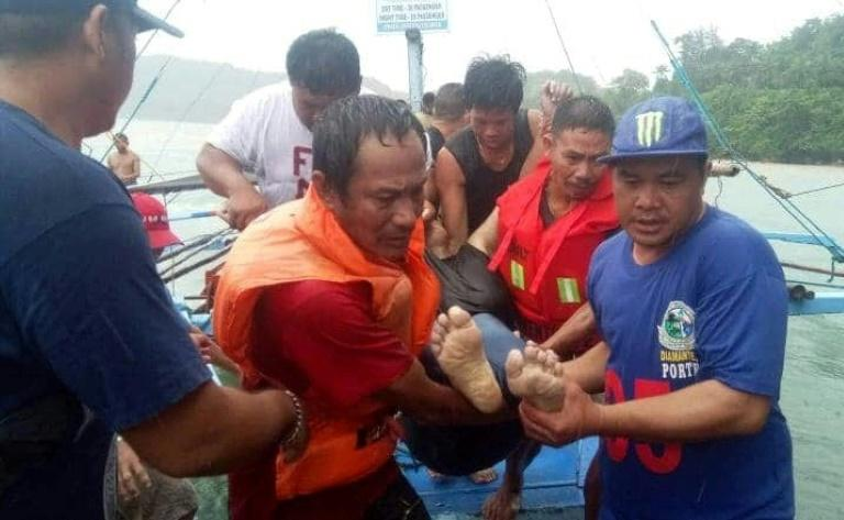 The bodies of 14 passengers and crew were recovered, taking the toll to 25