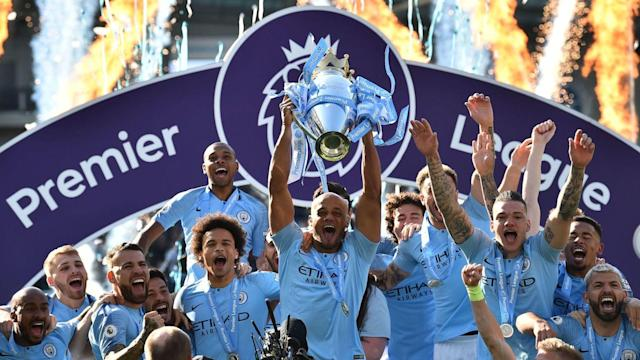 Manchester City post record revenues of £535m in annual report