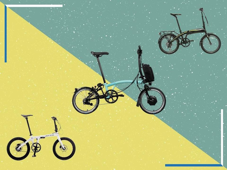 We explored innovations such as carbon fibre frames, disc brakes and electric assistance (iStock/The Independent)