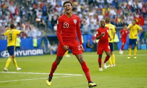 Dele Alli finally finds the freedom to make his mark on world stage