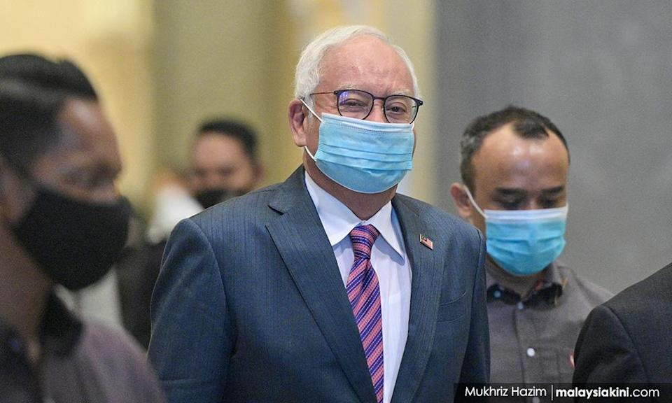 No evidence Najib received illegal proceeds from 1MDB, court hears