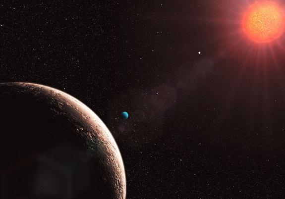 Continents on Alien Worlds Could Hint at Extraterrestrial Life