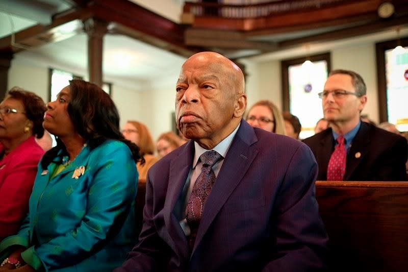 Review: A timely portrait in 'John Lewis: Good Trouble'