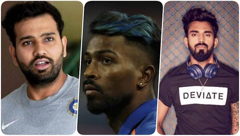 Rohit Sharma TROLLS Hardik Pandya Over Fashion Sense; KL Rahul Asks the All-Rounder to Grow Up on his 25th Birthday!