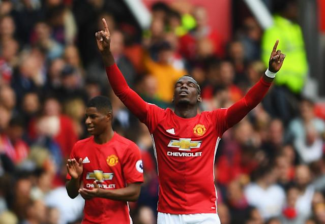 Manchester United: How José Mourinho Found Paul Pogba a Perfect Midfield Partner