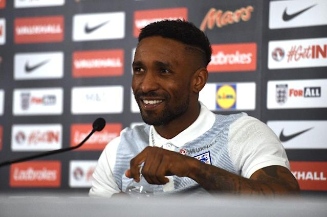 Striker Jermain Defoe was a member of the England squads that went to the 2010 World Cup and Euro 2012 and says the experiences whetted his appetite for major tournament football (AFP Photo/Paul ELLIS)