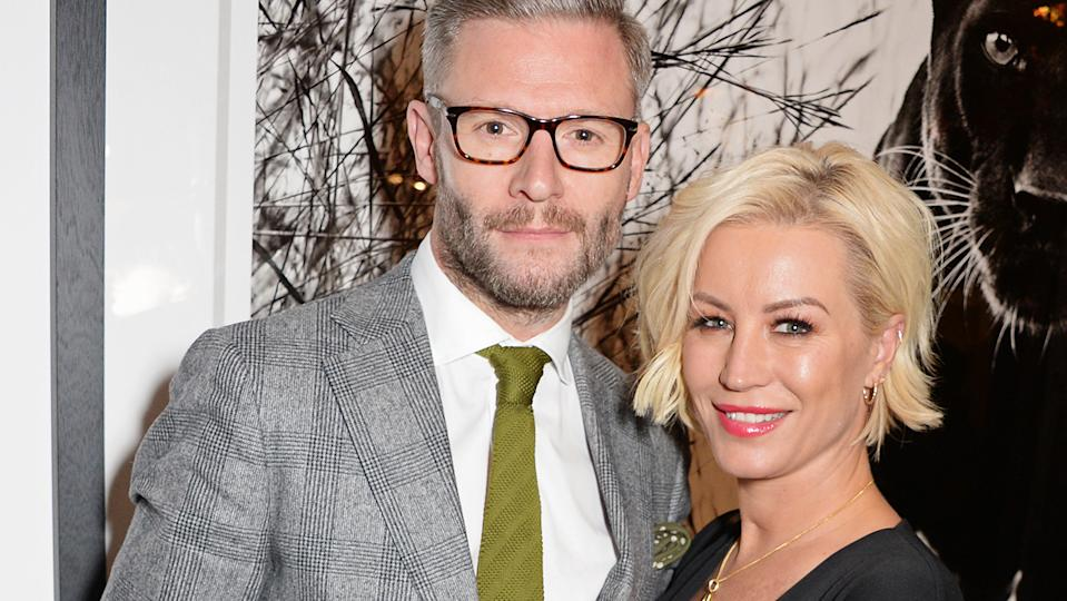 Denise Van Outen revealed a sexy night in had hilarious consequences during her podcast Before We Say I Do (Image: Getty Images)