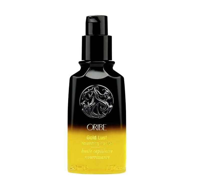 <p>Give your hair a little boost with this ultrahydrating <span>Oribe Gold Lust Oil</span> ($38). It's both lightweight and rich. The formula is enriched with jasmine, sandalwood, and argan extracts to create an amazing aroma.</p>