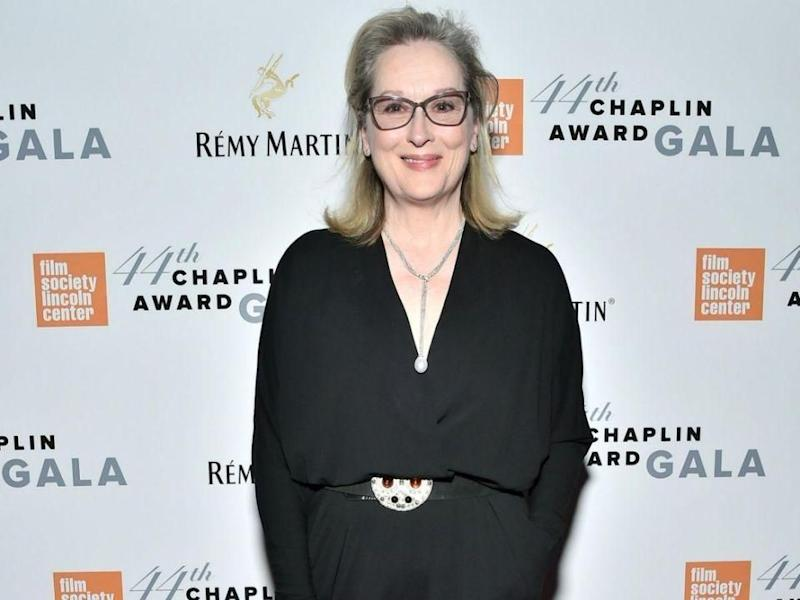 Meryl Streep has responded to Rose McGowan's criticism. Source: Getty