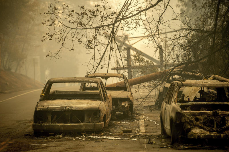 California wildfires: The most destructive in state's history