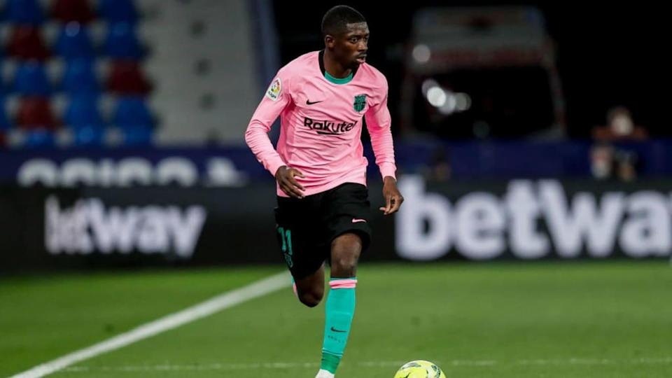 Ousmane Dembele | Soccrates Images/Getty Images