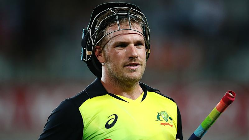 I'd definitely put my hand up for it - Finch keen to lead Australia