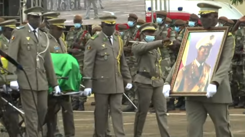Mali holds state funeral for former dictator Moussa Traoré