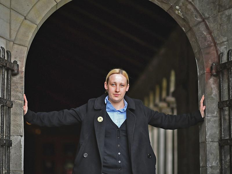 Mhairi Black says trying to be 'hip' to get young people to listen just does not work: Getty Images
